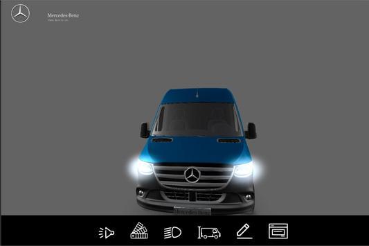 Sprinter de Mercedes screenshot 8