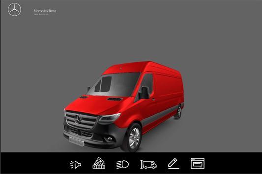 Sprinter de Mercedes screenshot 9