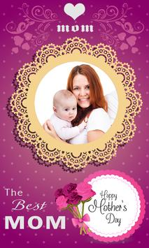 Mothers day Photo frames 2016 poster