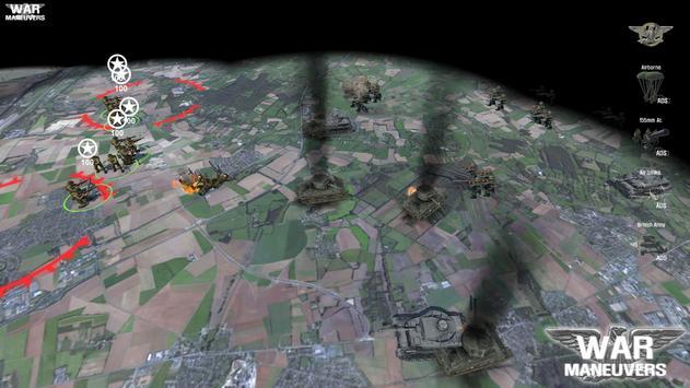 War Maneuvers apk screenshot