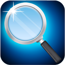 magnifying glass with light APK