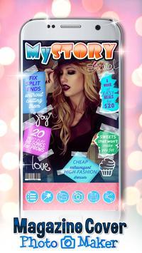 Magazine Cover Photo Maker screenshot 4