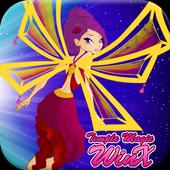 Temple Magic Winx Game icon