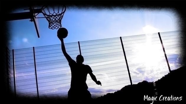 Basketball Wallpaper apk screenshot