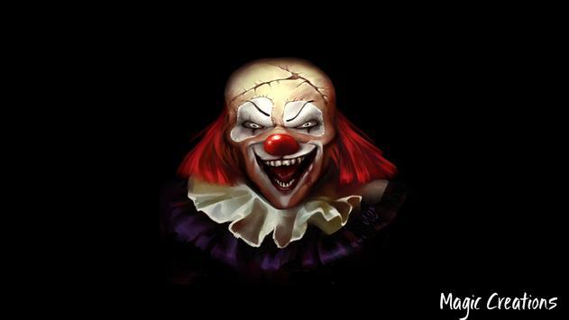 Horror Clown Wallpaper apk screenshot