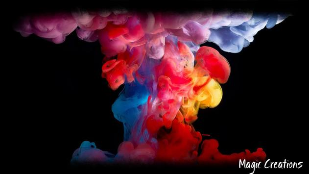 Color Smoke Wallpaper For Android Apk Download