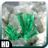 Emerald Crystal Wallpaper icon