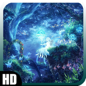 Enchanted Forest Wallpaper icon