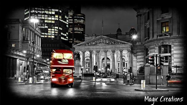 London Wallpaper poster