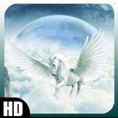 Pegasus Wallpaper icon