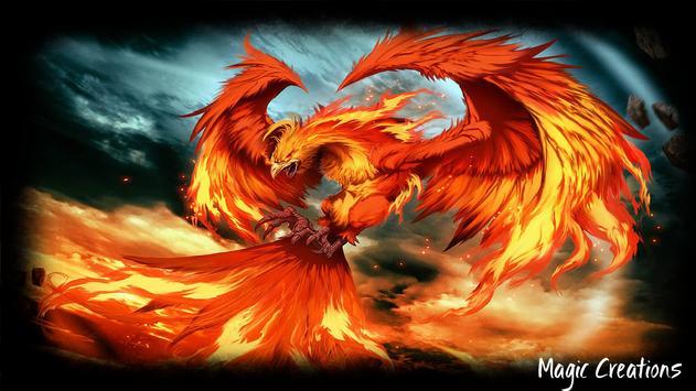 Phoenix Wallpaper apk screenshot