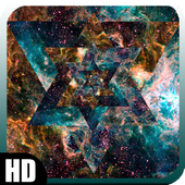 Psychedelic Wallpaper icon