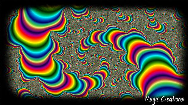 Psychedelic Wallpaper apk screenshot