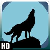Wolf Moon Wallpaper icon