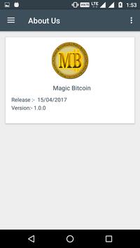 Magic Bitcoin screenshot 7
