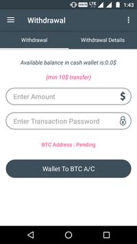 Magic Bitcoin screenshot 5