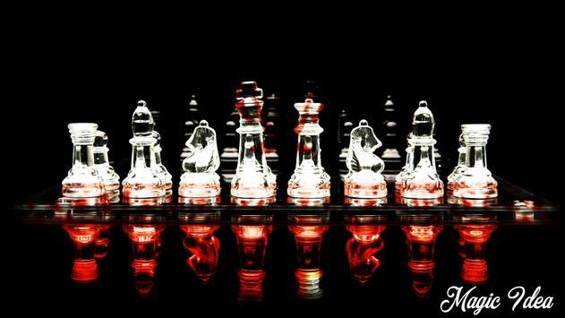 Chess Wallpaper poster