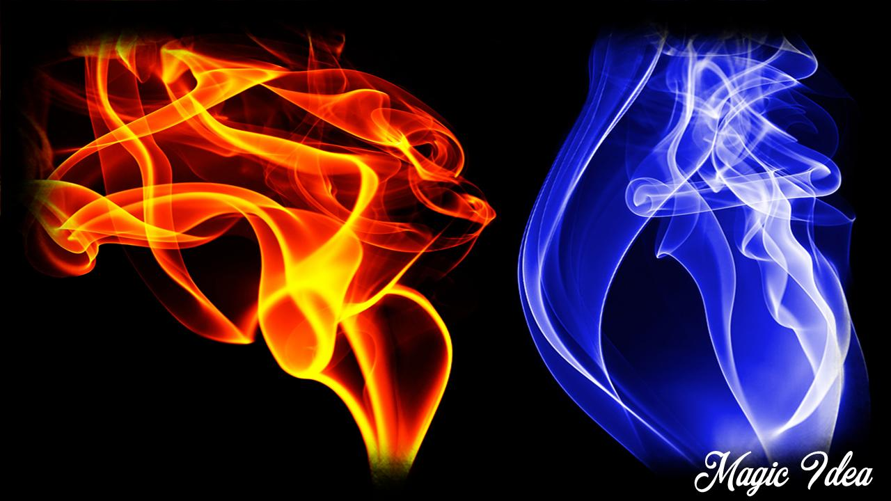 Fire Ice Wallpaper For Android Apk Download