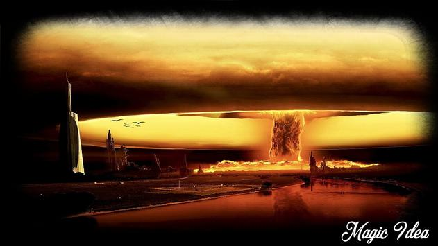 Nuclear Explosion Wallpaper screenshot 3