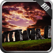 Stonehenge Wallpaper icon