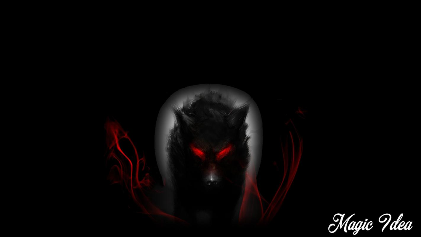 black wolf wallpaper apk download free personalization