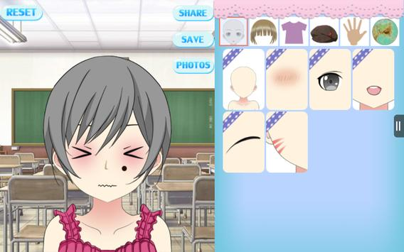 Lovely Girl Avatar apk screenshot
