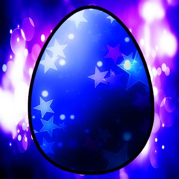 Glow Egg poster
