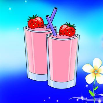 Strawberry Drinks poster