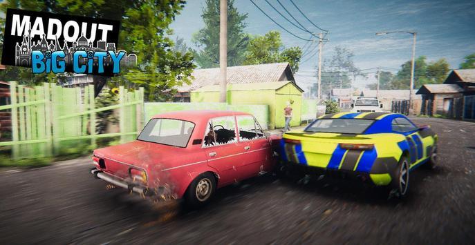 MadOut2 BigCityOnline apk screenshot