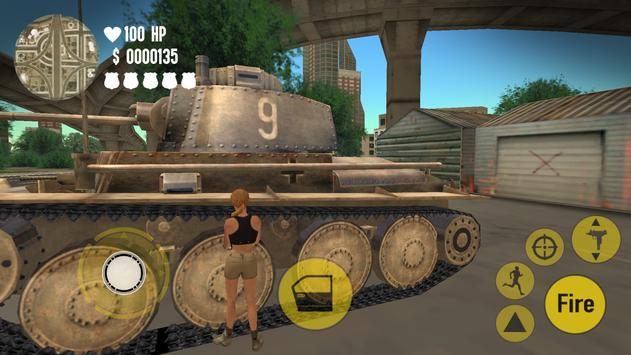 Mad City of Gang apk screenshot