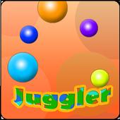 Juggler icon