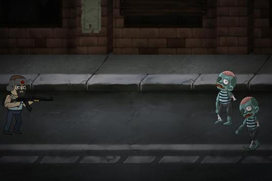 Dead zombies and bullets apk screenshot