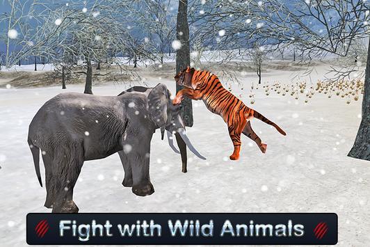Wild White Tiger: Jungle Hunt screenshot 16