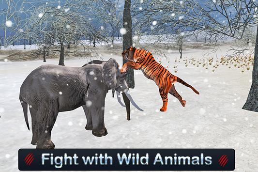 Wild White Tiger: Jungle Hunt screenshot 11
