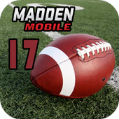 Free Madden Mobile NFL 17 Tips icon