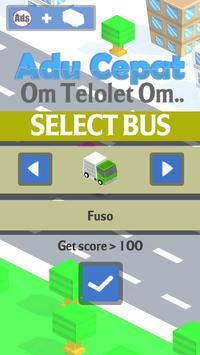 Om Telolet Om Quick Racing apk screenshot