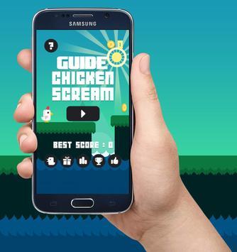 Guides for Chicken Scream apk screenshot
