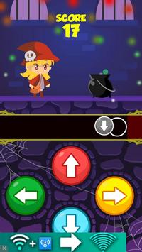 Witty The Witch apk screenshot
