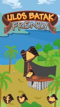 Ulos Batak Frenzy poster