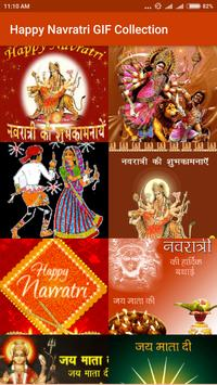 Happy Navratri GIF Collection poster