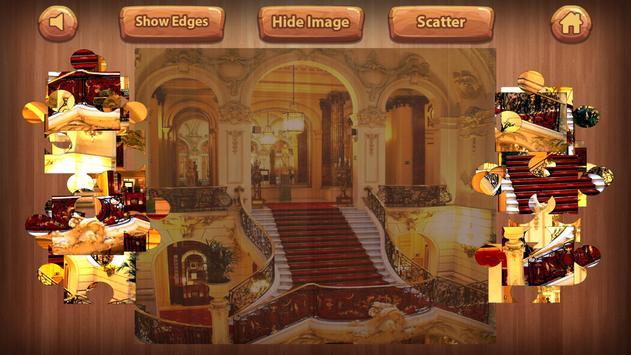 Madrid Puzzles Rompecabezas screenshot 4