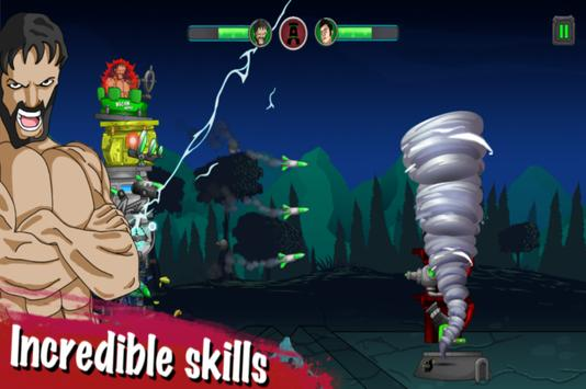 Clash of Towers – Addictive Strategy Combat Game screenshot 7