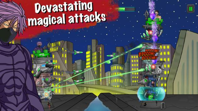 Clash of Towers – Addictive Strategy Combat Game screenshot 14