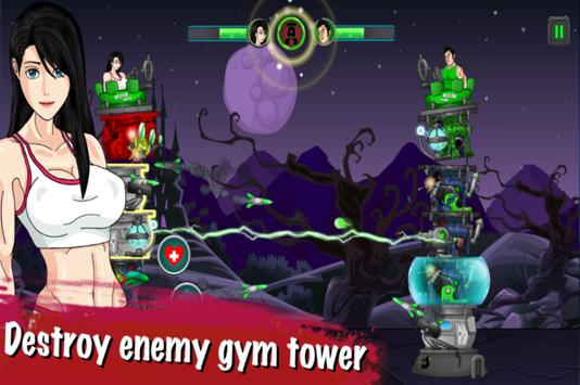 Clash of Towers – Addictive Strategy Combat Game screenshot 2