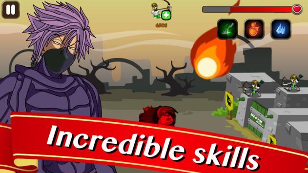 Castle Gym Defense – Strategic Archer Defense Game screenshot 15