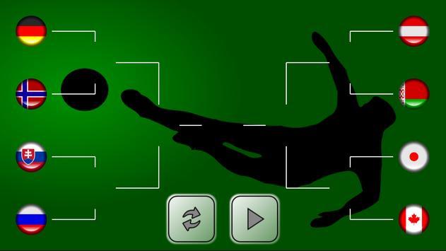 Soccer World Cup '14 apk screenshot