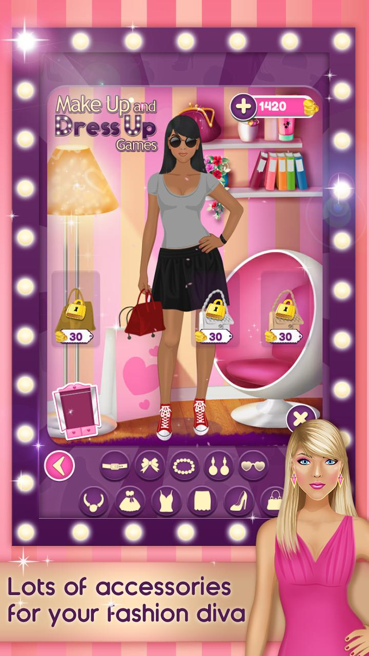 Makeup And Dress Up Games For Android Apk Download
