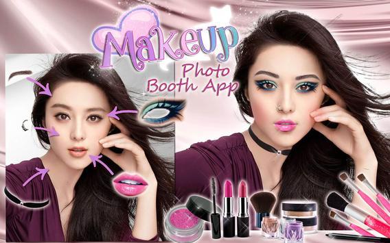 Makeup Photo Booth App screenshot 10