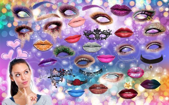 Makeup Photo Booth App screenshot 8
