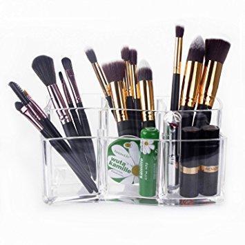 Acrylic Makeup Brush Holder screenshot 2
